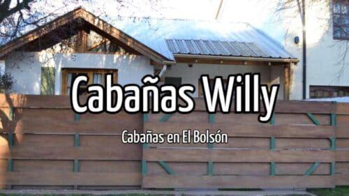 Cabañas Willy